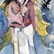 Saint Matthew Art Print