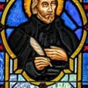 Saint Peter Canisius Art Print