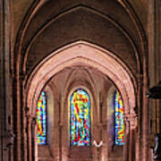 Saint Peter Of Montmartre Art Print