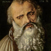 Saint Philip The Apostle Art Print