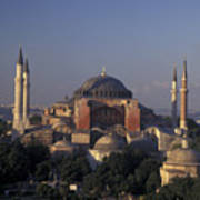 Saint Sophia Hagia Sophia Art Print