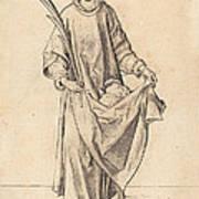 Saint Stephen Art Print