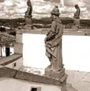 Saints Watch Art Print