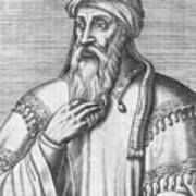 Saladin, Sultan Of Egypt And Syria Art Print
