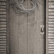 Salem Door Art Print