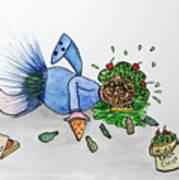 Sales Fairy Dancer 9 Art Print