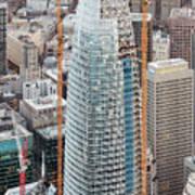 Salesforce Tower In San Francisco Art Print