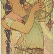 Salome, 1897 Art Print