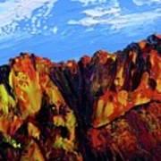 Salt River Canyon Art Print