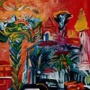 Salvador da Bahia Art Print