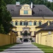Salzburg Chateau Art Print