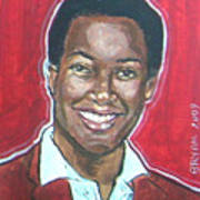 Sam Cooke Art Print