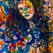 Samanthaa Art Print