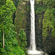 Samoan Falls 2 Art Print