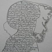 Samra Art Print
