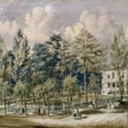 Samuel Fleet Homestead Art Print
