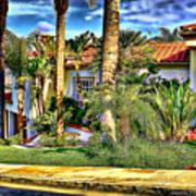 San Clemente Estate 3 Art Print