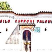 San Felice Circeo School Art Print