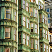 San Francisco Color Art Print