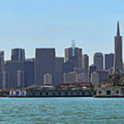 San Francisco Skyline -1 Art Print
