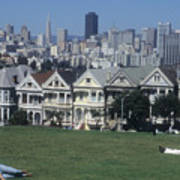 San Francisco Summer Art Print