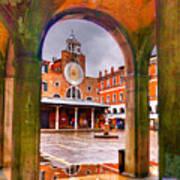 San Giacomo Art Print