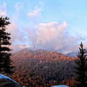 San Jacinto Mountains - California Print by Glenn McCarthy Art and Photography
