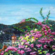 San Jose Church Matagalpa Art Print