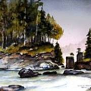 San Josef Bay Art Print