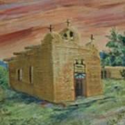 San Juan de los Lagos - SOLD Art Print