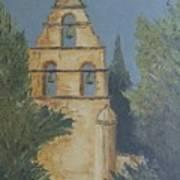 San Juan Mission Art Print