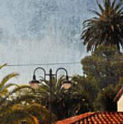 San Luis Obispo Railroad Depot Art Print