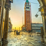 San Marco - Venice - Italy  Art Print