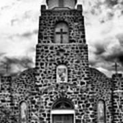 San Miguel, San Miguel, New Mexico, July 2, 2016 Art Print