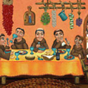 San Pascuals Table 2 Art Print