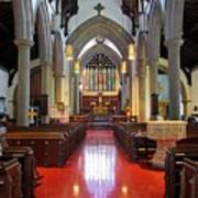 Sanctuary Christ Church Cathedral 1 Art Print