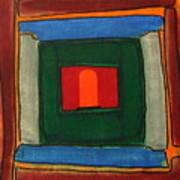 Sanctum Sanctorium Art Print