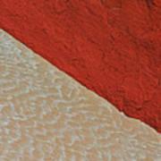 Sand And Stone Art Print