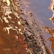 Sand Bank Art Print