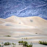 Sand Desert Usa Art Print