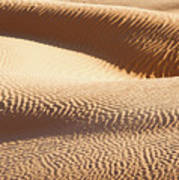 Sand Dunes 2 Art Print