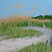 Sand Dunes No. 3 Art Print