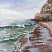 Reflecting Sands  Art Print