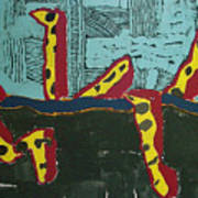 Sandia Cottonwood The Mantid Art Print