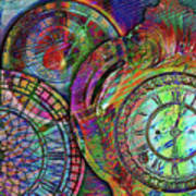 Sands Of Time Art Print