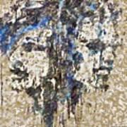 Sandsey Beaches Fragmented Art Print