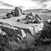 Sandstone Plateau Art Print