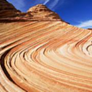 Sandstone Slide Art Print