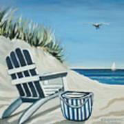 Sandy Cove Art Print