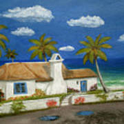 Sandy Point Art Print